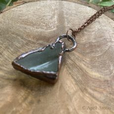 Aine Collection - Beach Glass Necklaces